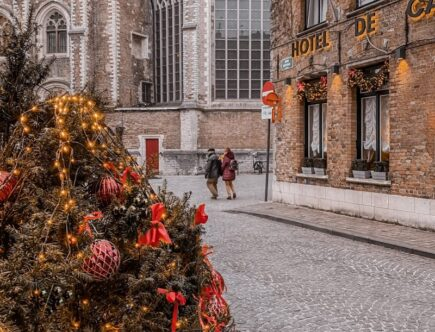 city guide to bruges